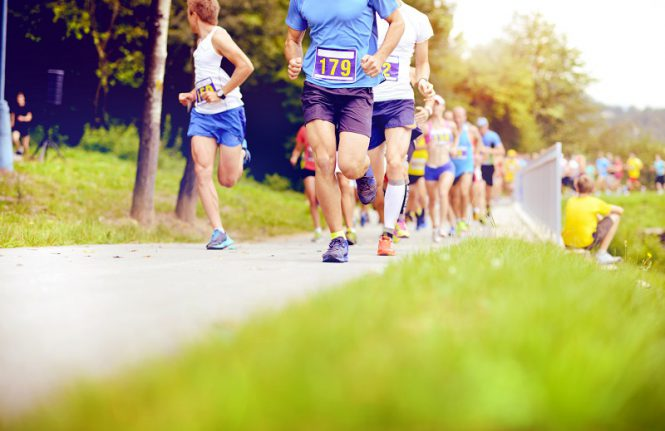 bieganie a odchudzanie