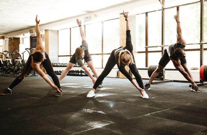 aktywność fizyczna definicja